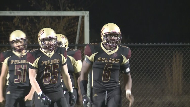Deshontez Gray is a News19  Player of the Week