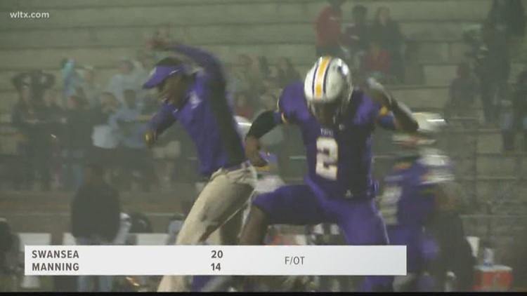 Blitz Sc High School Football Scores Highlights Wltx Com