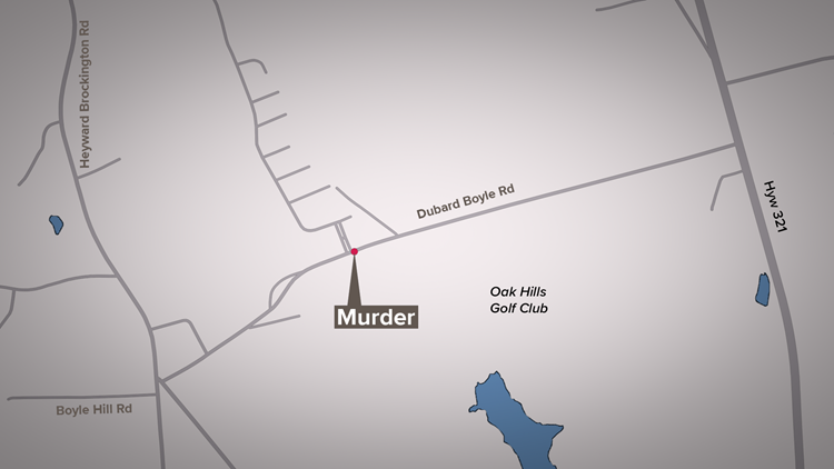 Murder on Dubard Boyle Road