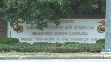 Parris Island, Beaufort Air Station ordered to evacuate