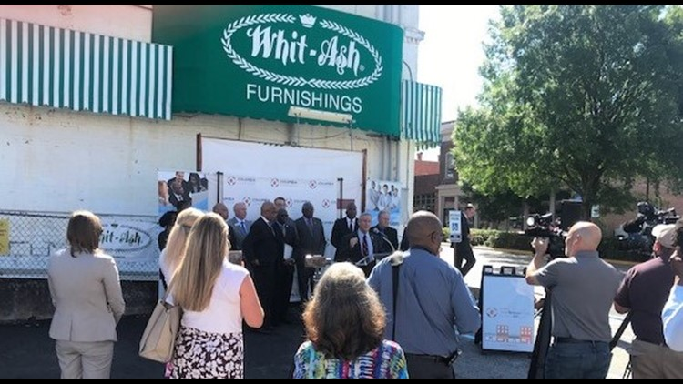 Columbia Kicks Off National Small, Whitash Furniture Columbia Sc