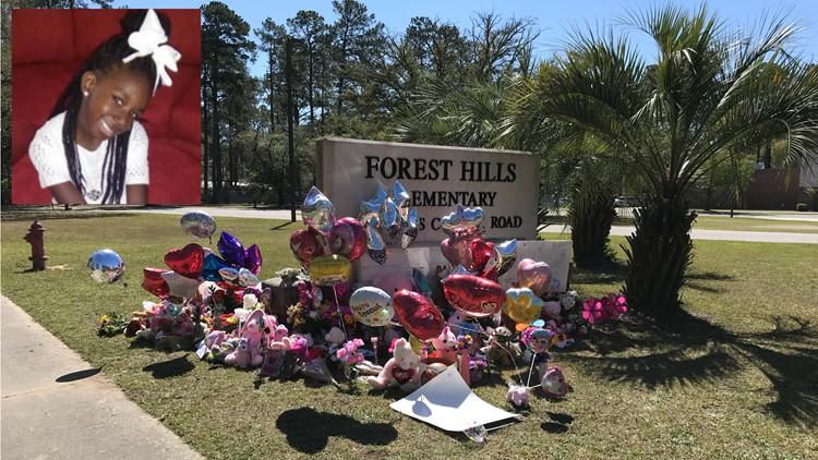 Raniya Wright Forest Hills Elementary School