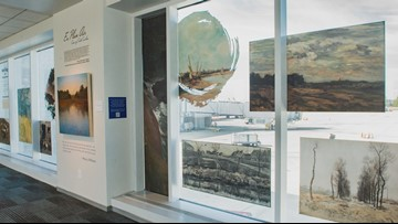 Columbia Museum of Art brings masterpieces to airport