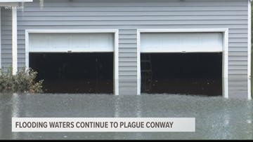 Recovery continues in Conway