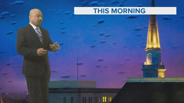 Efren Afante's Tuesday Forecast - January 15, 2019