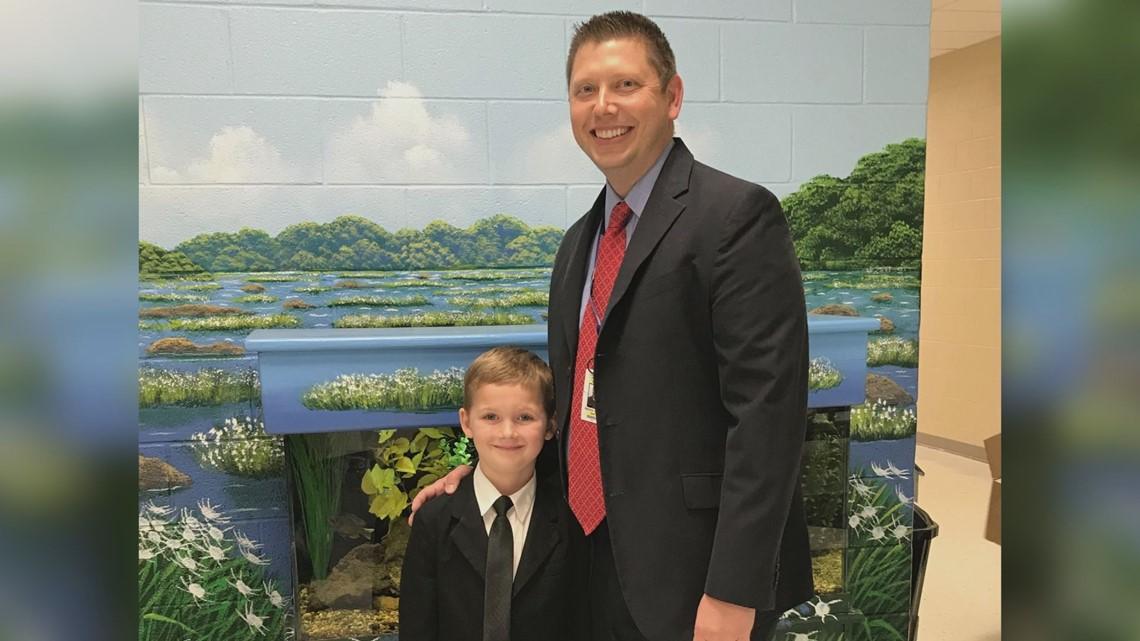 River Springs Elementary names new principal