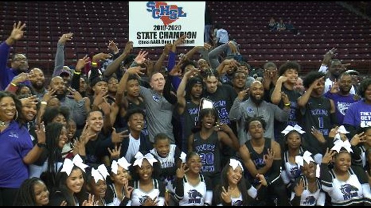 A new venue for high school basketball state championship games