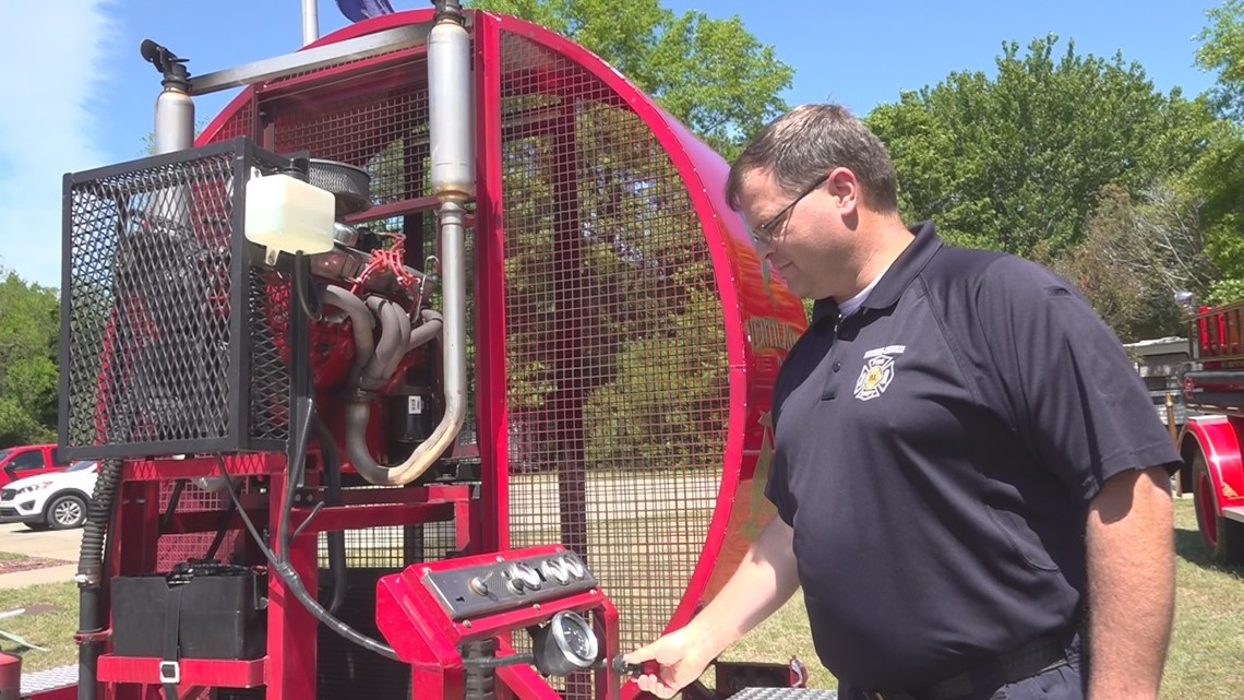 Batesburg-Leesville fire department owns one of the biggest ventilator fans in the state