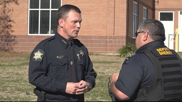 There's a new sheriff in town, Kershaw County Sheriff Lee Boan two weeks into new role