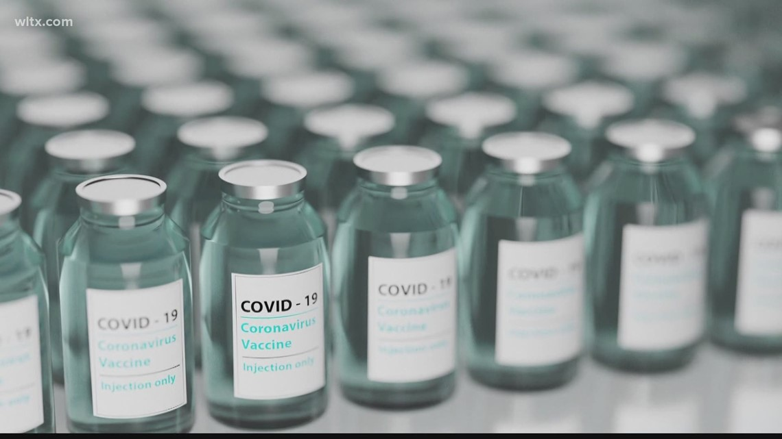La mitad de los residentes de SC serán elegibles para recibir la vacuna el lunes