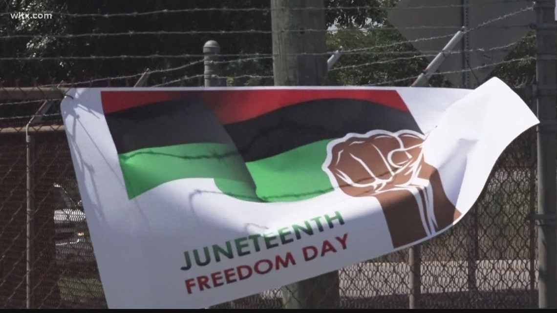SC State University reflects on the importance of Juneteenth