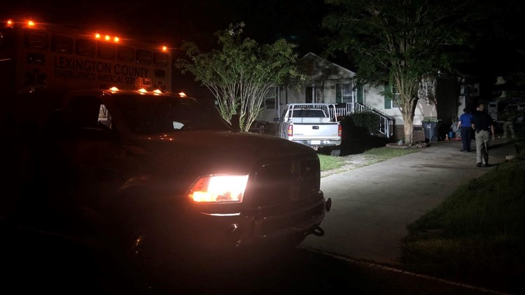 Lexington standoff ends peacefully, man taken to hospital for evaluation