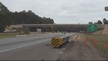 Orangeburg County bridge damaged a year ago now  reopened