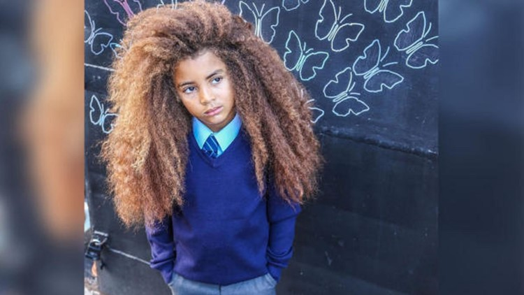Mother says son with long hair denied admission to 2 schools in U.K.