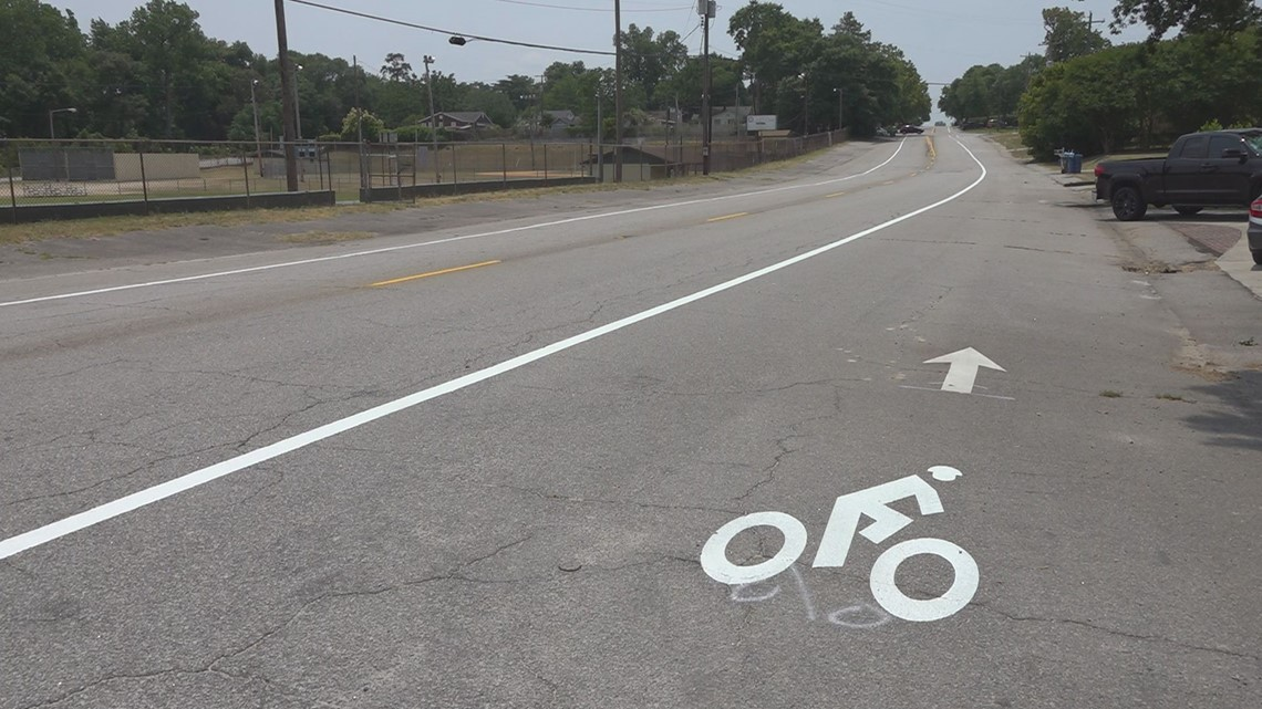 'It's a good thing for this community': West Columbia introduces bike lanes