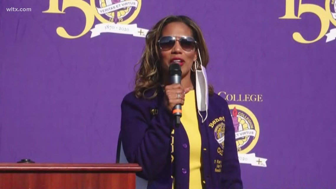 Benedict College band tapped for Macy's Thanksgiving Day Parade