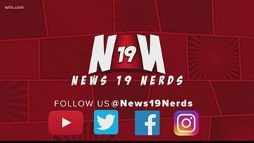 News19 Nerd News - October 18, 2019