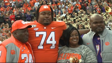 """""""Clemson West"""" selects another Tiger"""