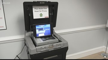 No issues reported with new voting machines