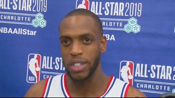 Charleston Native Khris Middleton Recaps His First NBA All-Star Game Experience