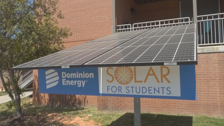 Irmo students learn how to harness solar energy