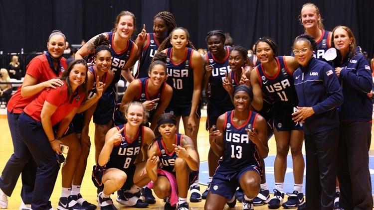 Dawn Staley, Aliyah Boston lead Team USA to Gold medal