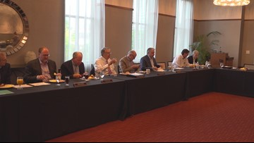 UofSC trustees plan for a successful start to the year