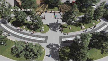 Upgrades coming to Lexington Park