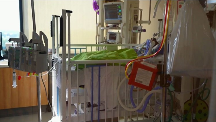 More children being hospitalized for COVID-19, SC doctors warn