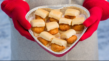 Chick-fil-A offering heart-shaped Valentine's Day options