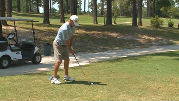 Cromer wins Pro Division at City Golf Tournament