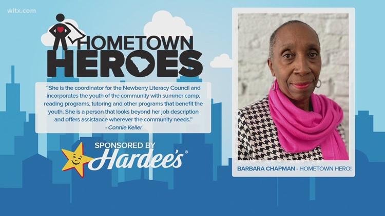 Hometown Hero: Barbara Chapman