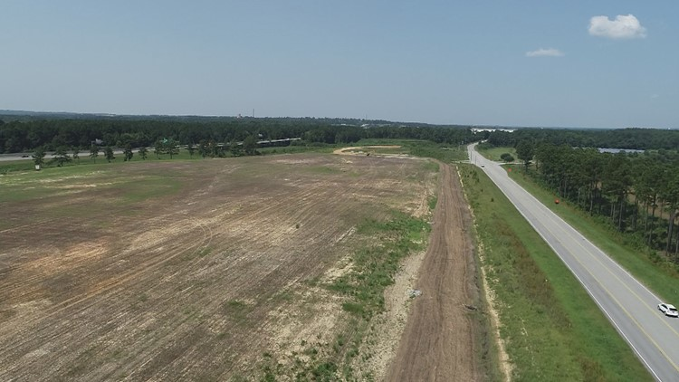 Construction is set to begin on a mixed-use development off I-77 in Cayce