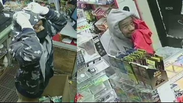 Three suspects sought after Richland county burglaries