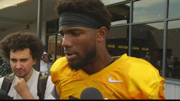 Kelly Bryant on facing some Upstate friends