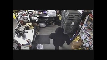 Suspect sought in Dollar General robbery