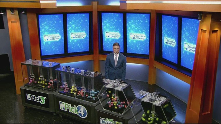 Evening Lottery Results June 18, 2019