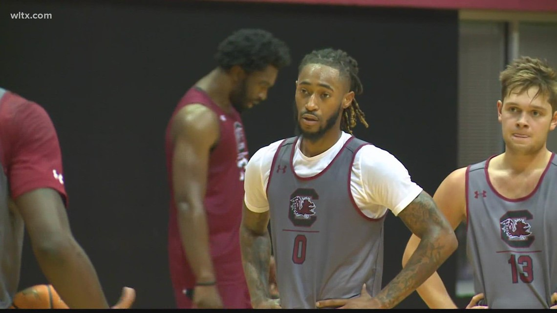 One on One with Gamecock guard James Reese V