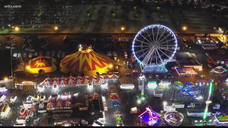 South Carolina State Fair sells more than 300K tickets by final day
