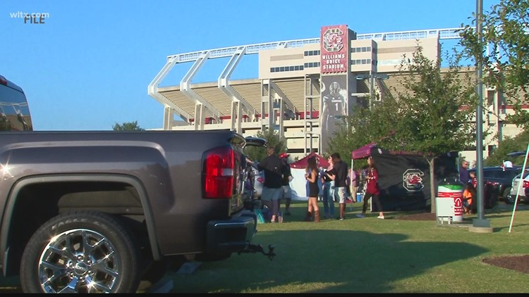 Bring an abundance of caution and patience for USC first tailgate, game