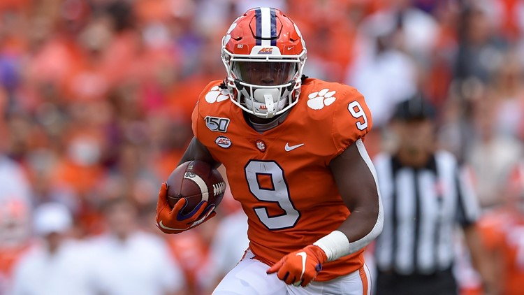 Two Tigers receive ACC awards