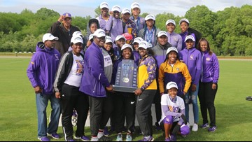 The Benedict Tigers Sweep The SIAC Track And Field Championships