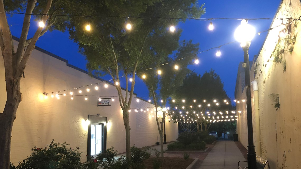 City of Sumter working to light up downtown