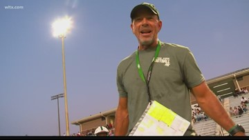 Driven to succeed, Knotts puts his passion in high school football