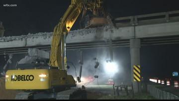 Four Holes road bridge opens in Orangeburg