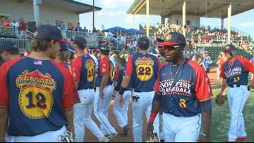 A new season of Blowfish Baseball begins