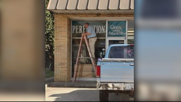 Sumter man looks to save, restore downtown signs