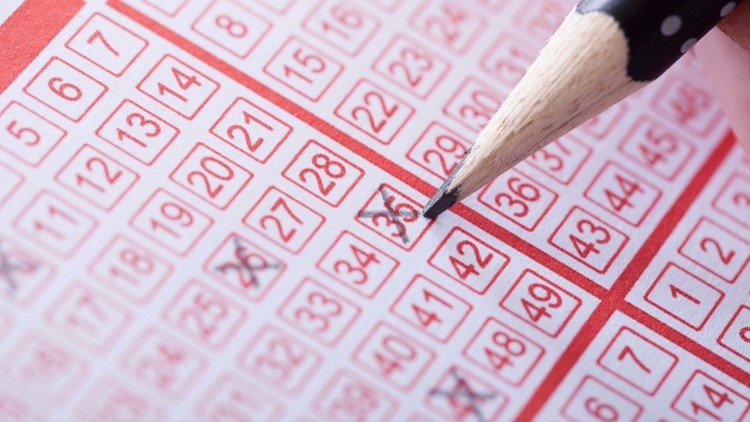 Second largest lottery jackpot amounts this year up for grabs