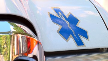 Man dies after jumping from moving vehicle on I-77