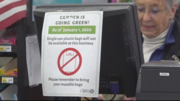 Camden to ban single-use plastic bags in local businesses starting 2020